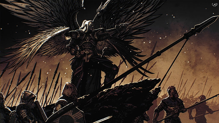 might-and-magic-legacy-angel-wings-war-wallpaper-preview